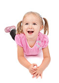 """""""A beautiful, smiling 2 1/2 year old little girl."""""""