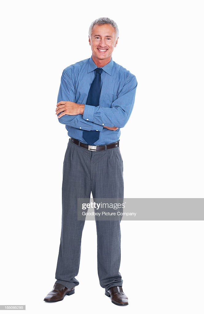 Smiling male executive : Stock Photo
