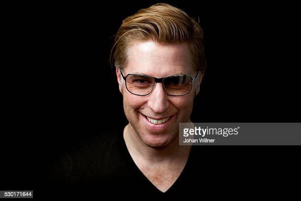 Smiling mature man, studio shot