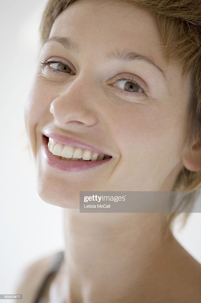 smiling portrait : Stock Photo