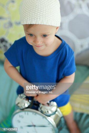 笑顔の幼児 : ストックフォト