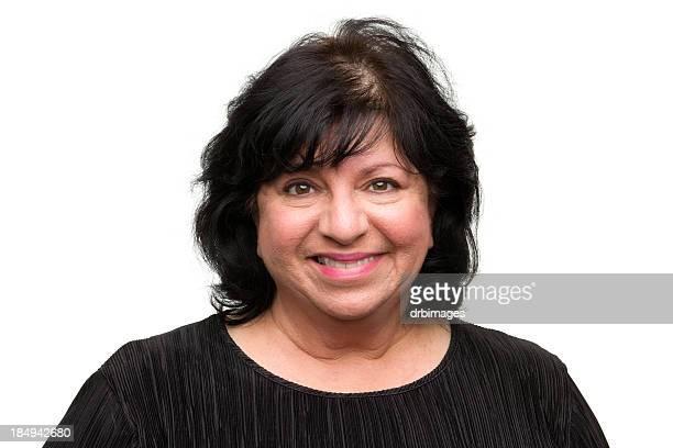 Smiling Woman Headshot