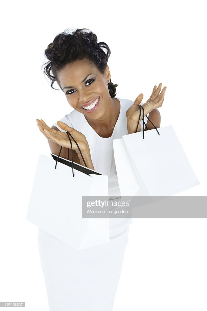 Lächelnde Frau : Stock-Foto