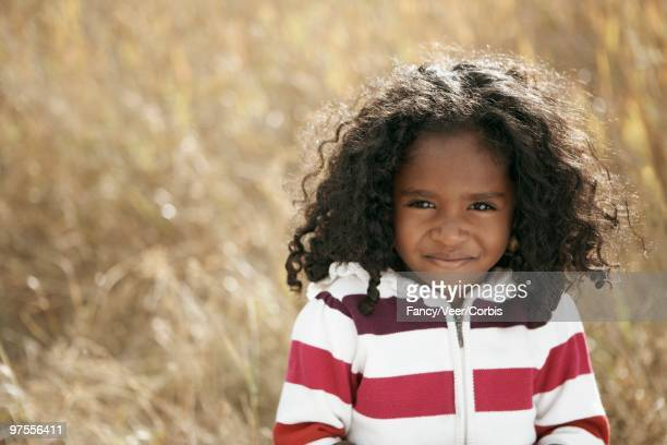 Smiling Young Girl