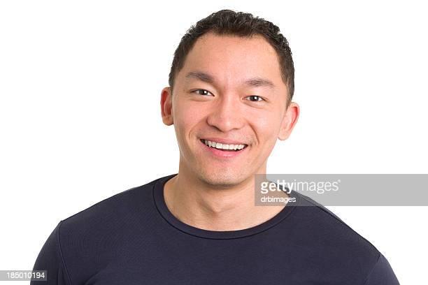 Smiling Young Man Headshot
