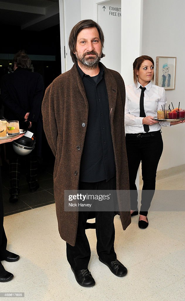 Smiljan Radic attends 'The Artists' Colouring Book of ABCs' Launch event at The Serpentine Gallery on December 12, 2013 in London, England.