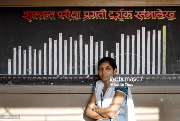 Smita Mahadik in 2004 she topped the state board exam in the Mumbai municipal school category by scoring 896% Today this scholarship student at the...