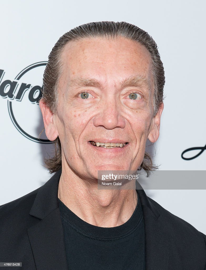 G. E. Smith attends Les Paul's 100th anniversary celebration at Hard Rock Cafe - Times Square on June 9, 2015 in New York City.