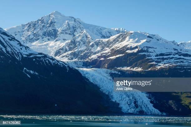 Smith Glacier on College Fjord in Glacier National Park, Alaska
