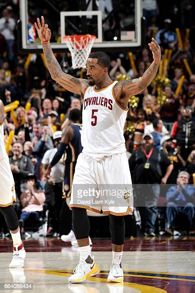 Indiana Pacers v Cleveland Cavaliers : News Photo