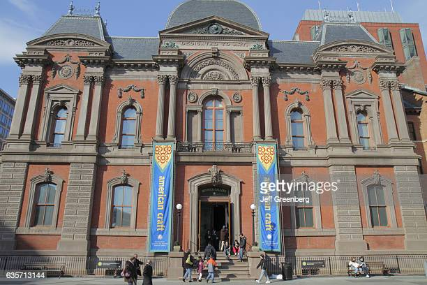 Smithsonian American Art Museum Renwick Gallery entrance