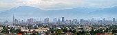 Smog in Mexico City