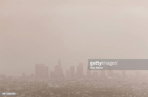 Smog, Los Angeles