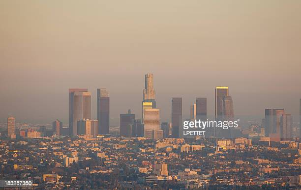 Tra tassisti infuriati Los Angeles