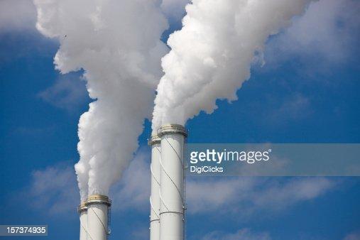 Smoke : Stock Photo
