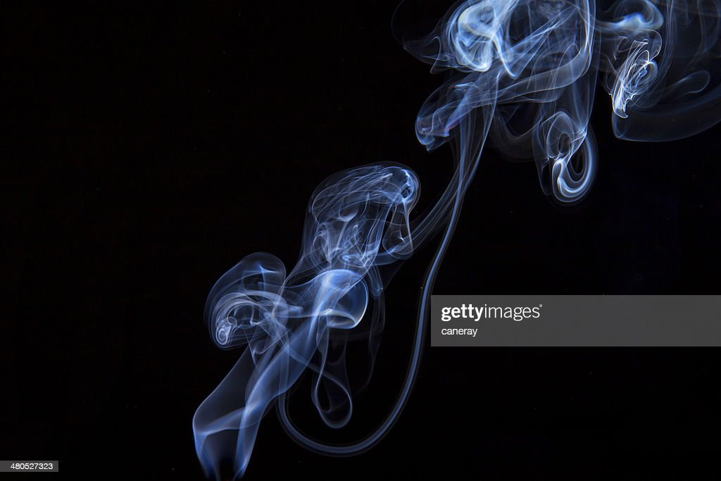 Smoke - Stock Image : Stock Photo