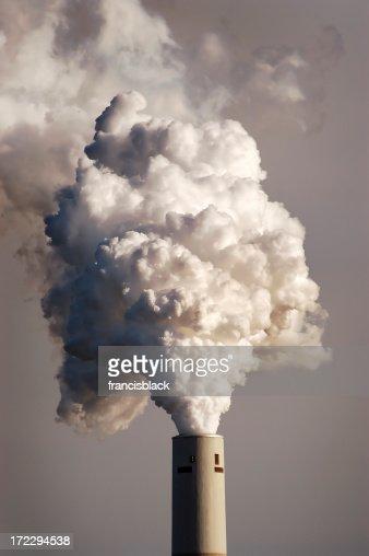 smokestack twelve : Stock Photo