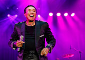 Smokey Robinson Performs At PNE Amphitheatre