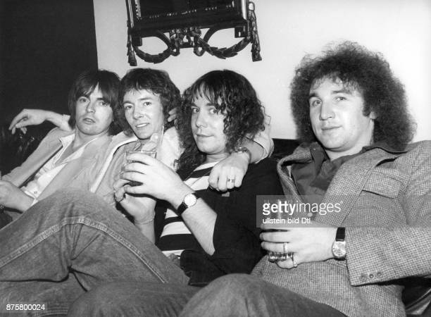 Smokie rock band UK Pete Spencer Chris Norman Alan Silson Terry Uttley
