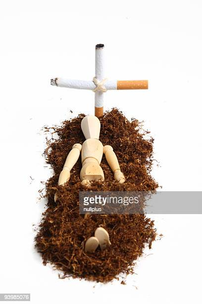 smoking manikin series
