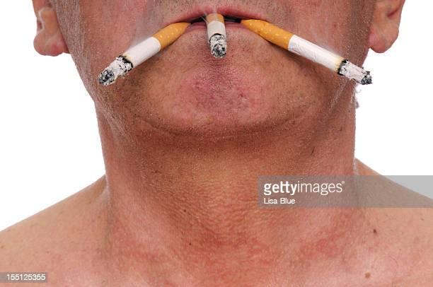 Smoking Portrait