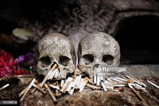 Smoking until death