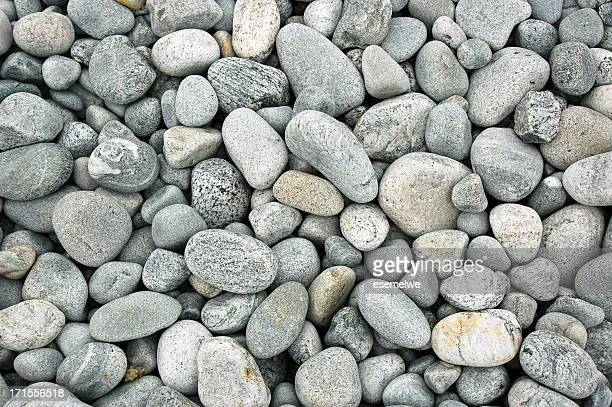 smoothed stones