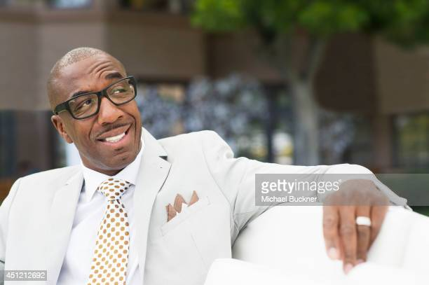 Smoove poses for a portrait at the NBC Universal's Summer Press Day on April 8 2014 in Pasadena California