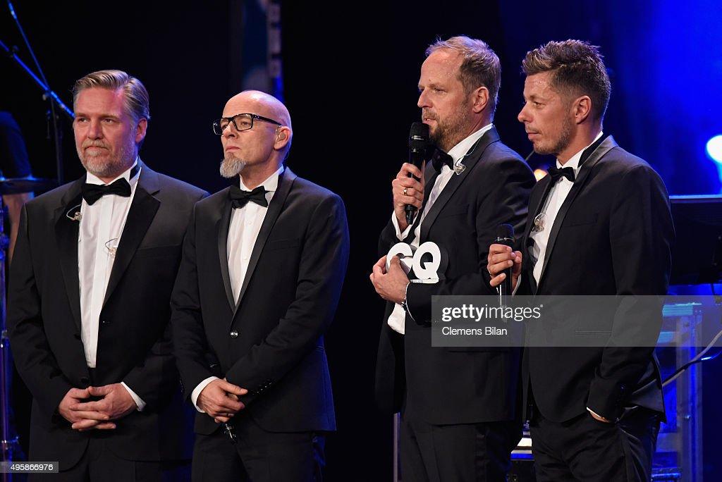 GQ Men Of The Year Award 2015 - Show