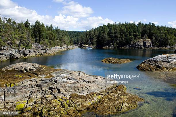 Smuggler Cove Marine Provincial Park Sechelt