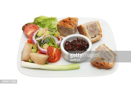 Lanche refeição : Foto de stock