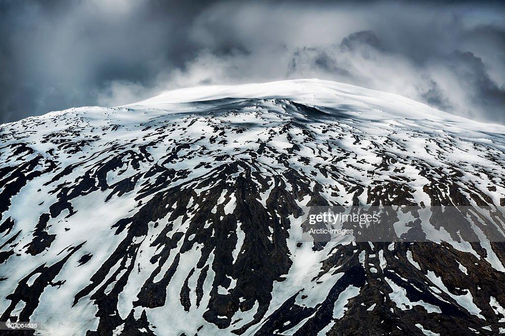 Snaefellsjokull Glacier, Iceland