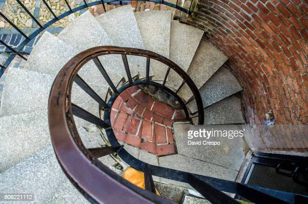 Snail stairs