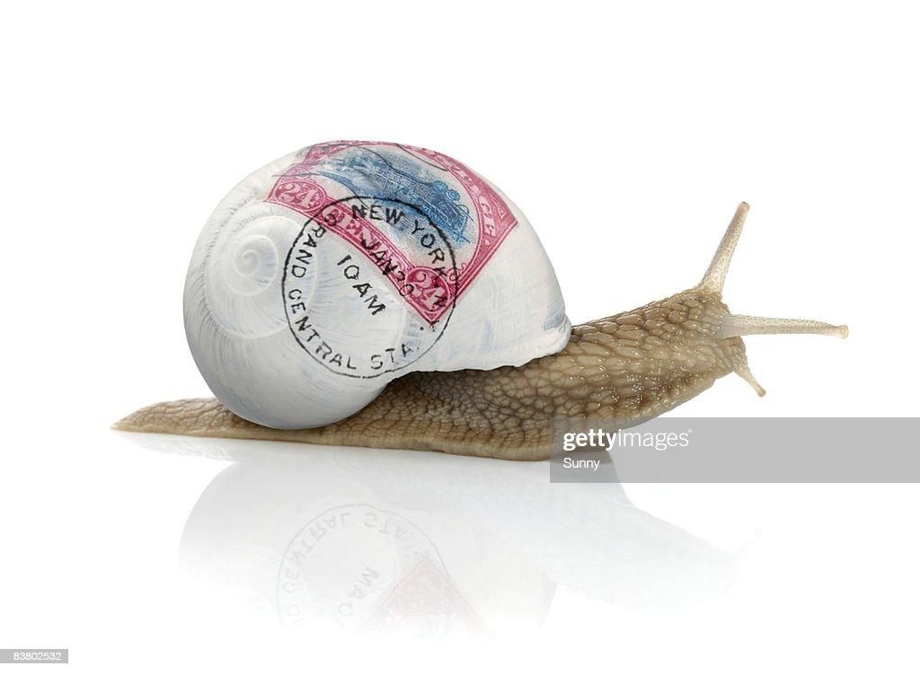 Snailmail Envelope : Stock Photo