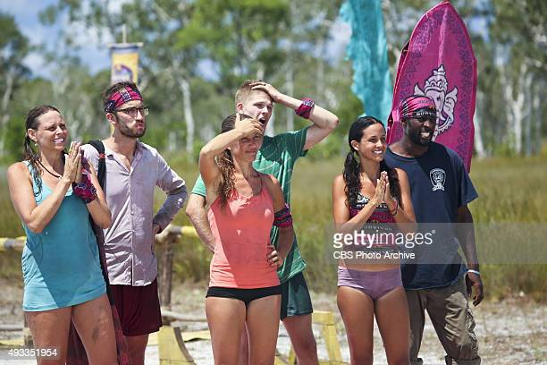 'A Snake In The Grass' Kimmi Kappenberg Stephen Fishbach Kelly Wiglesworth Spencer Bledsoe Monica Padilla and Jeremy Collins during the fifth episode...