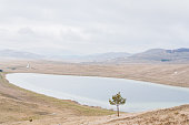 Snake lake on Zabljak, Montenegro