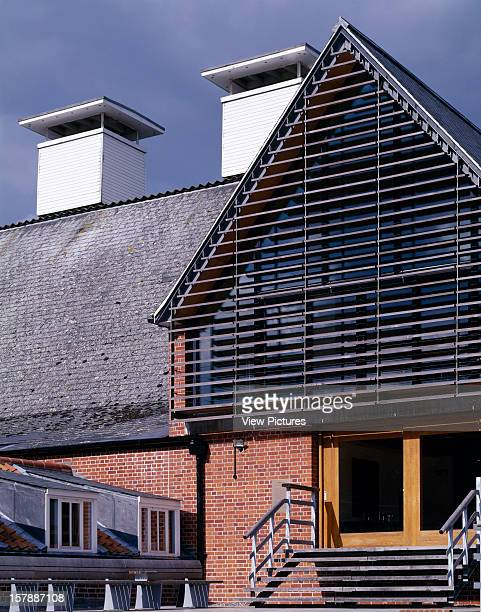 Snape Maltings Concert Hall [Aldeburgh Productions] Saxmundham United Kingdom Architect Penoyre And Prasad Snape Maltings Concert Hall Detail Of...
