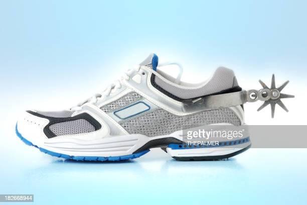sneaker on steroids