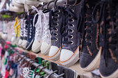second hand sneaker shop