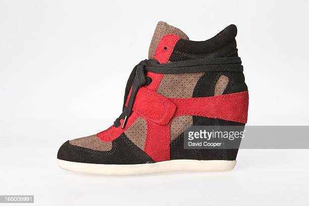 Sneakers get a lift with wedge soles liSHOPtrend29Aug August 23 2012