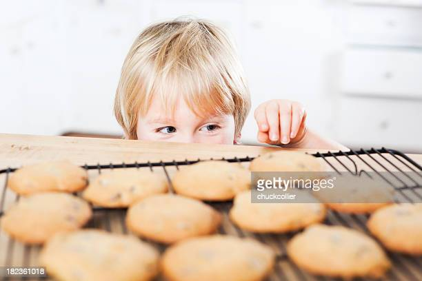 Sneaking las Cookies