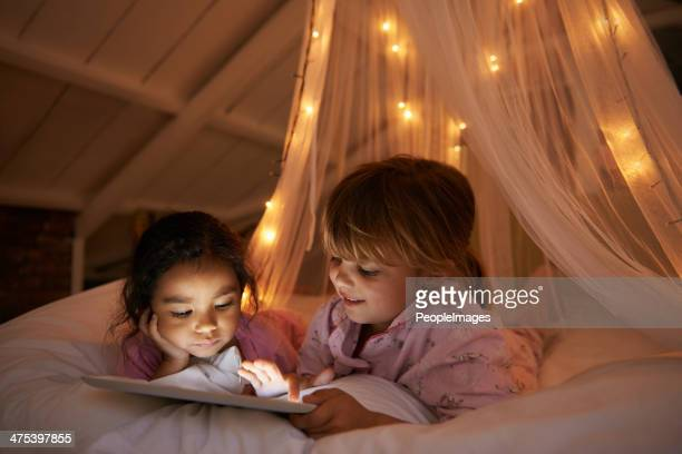 Sneaky night time readers