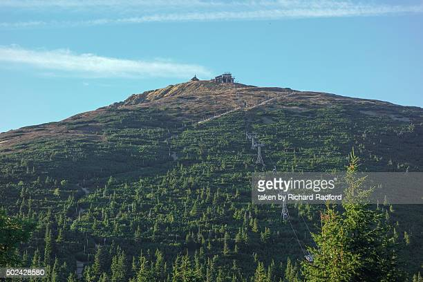 Snezka mountain, Czech Republic
