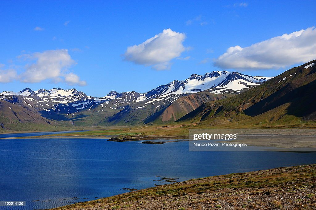 Snæfellsnes landscape : Stock Photo