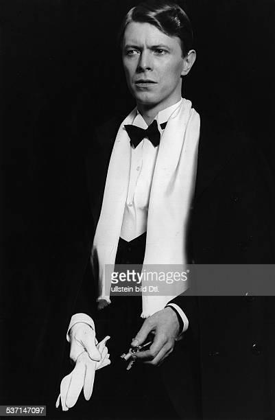 * Sänger Schauspieler Grossbritannien Rollenporträt in dem Film 'Schöner Gigolo armer Gigolo' 1978