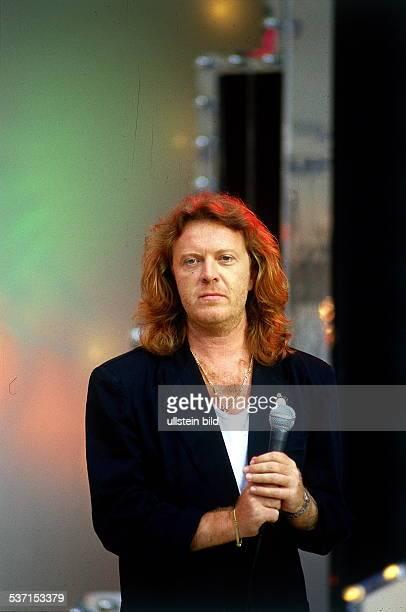 Sänger Schlager I Juli 1987