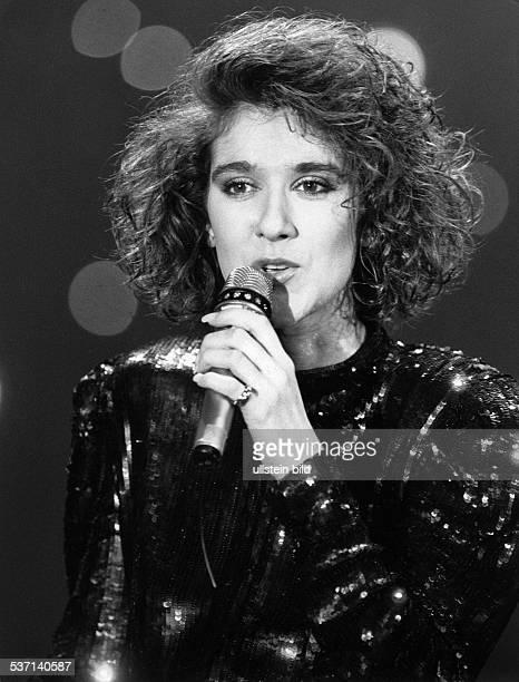 Sängerin CH Siegerin beim Grand Prix de la Chanson 1988