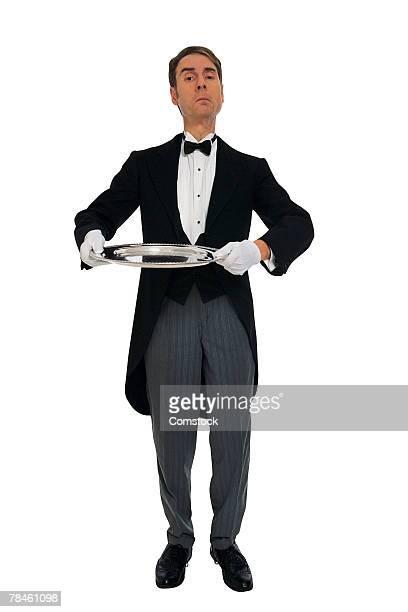 Snobbish butler