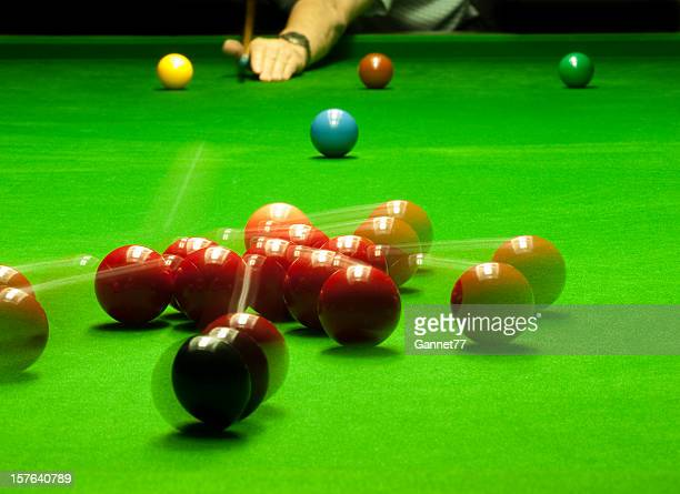 Pause de Snooker