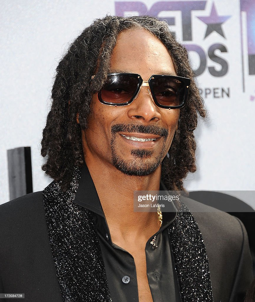 Snoop Dogg aka Snoop Lion attends the 2013 BET Awards at Nokia Theatre L.A. Live on June 30, 2013 in Los Angeles, California.
